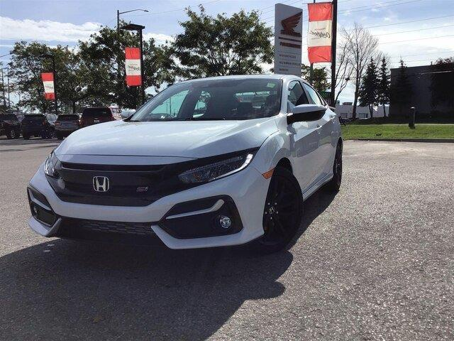 2020 Honda Civic Si Base (Stk: 20136) in Barrie - Image 1 of 21