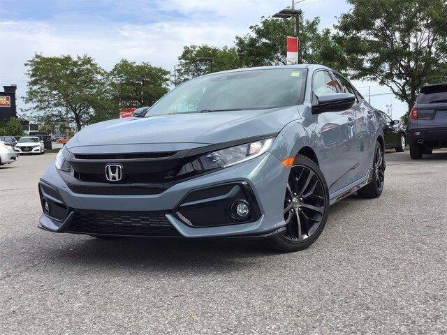 2020 Honda Civic Sport (Stk: 20456) in Barrie - Image 1 of 25