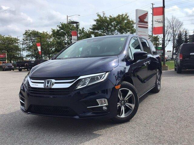 2020 Honda Odyssey EX-L RES (Stk: 20413) in Barrie - Image 1 of 23