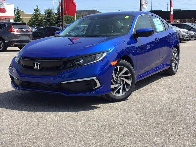 2020 Honda Civic EX (Stk: 20448) in Barrie - Image 1 of 24