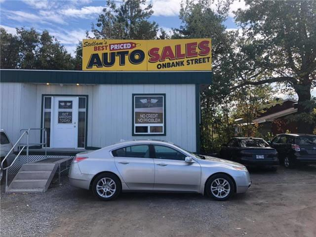 2009 Acura TL Base (Stk: ) in Metcalfe - Image 1 of 8