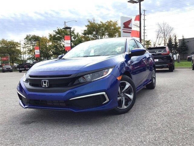 2020 Honda Civic LX (Stk: 20436) in Barrie - Image 1 of 22