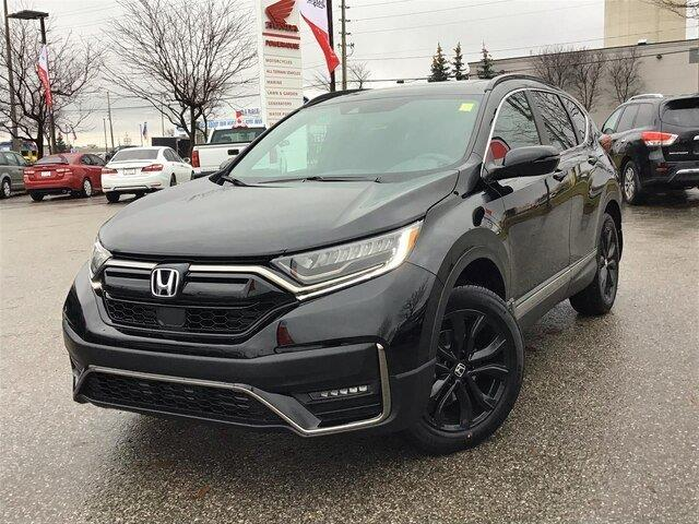 2020 Honda CR-V Black Edition (Stk: 20514) in Barrie - Image 1 of 29