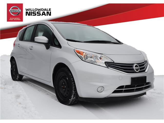 2015 Nissan Versa Note 1.6 SV (Stk: C35445) in Thornhill - Image 1 of 23