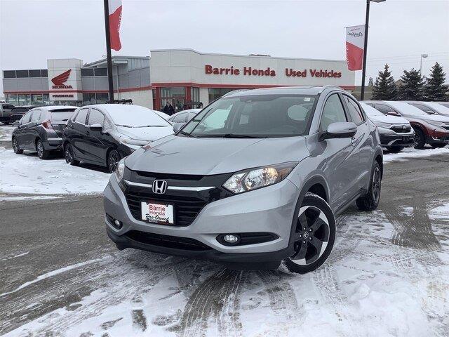 2018 Honda HR-V EX-L (Stk: U18471) in Barrie - Image 1 of 29