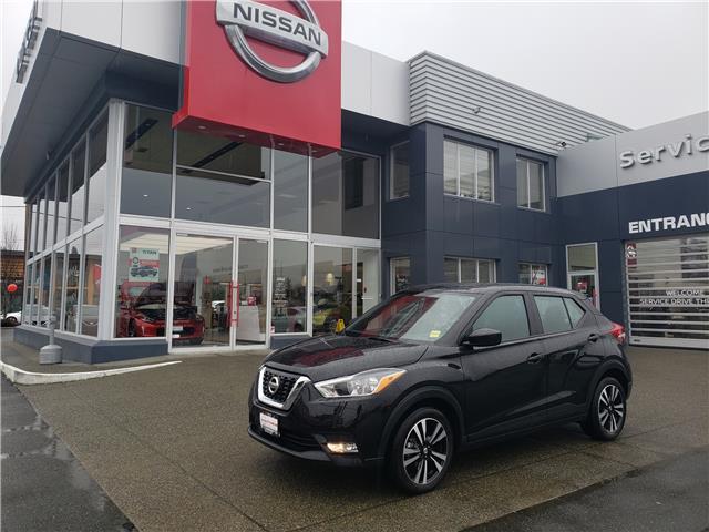 2018 Nissan Kicks SV (Stk: 9R1587A) in Duncan - Image 1 of 10