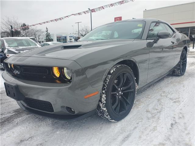 2017 Dodge Challenger SXT (Stk: HC2598A) in Mississauga - Image 1 of 20