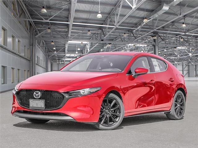 2020 Mazda Mazda3 Sport GT (Stk: 20025) in Toronto - Image 1 of 23