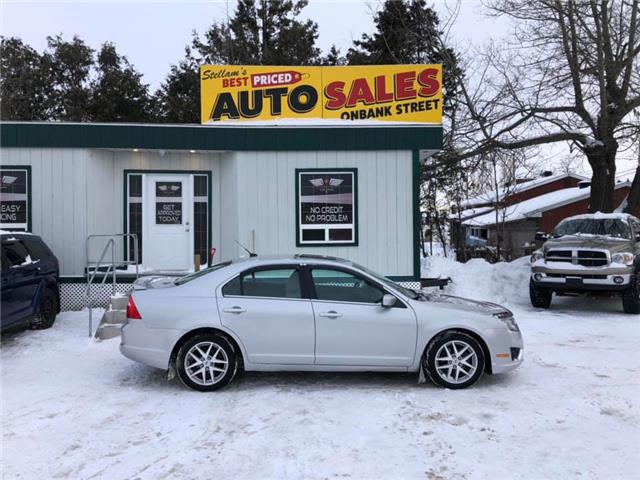 2010 Ford Fusion SEL (Stk: ) in Metcalfe - Image 1 of 8