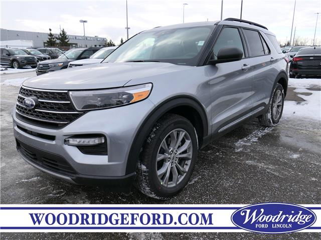 2020 Ford Explorer XLT (Stk: L-117) in Calgary - Image 1 of 6