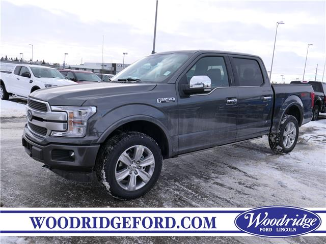 2020 Ford F-150 Platinum (Stk: L-298) in Calgary - Image 1 of 7