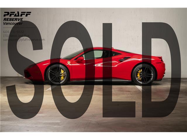 2016 Ferrari 488 GTB Base (Stk: PLV11530) in Vancouver - Image 1 of 30