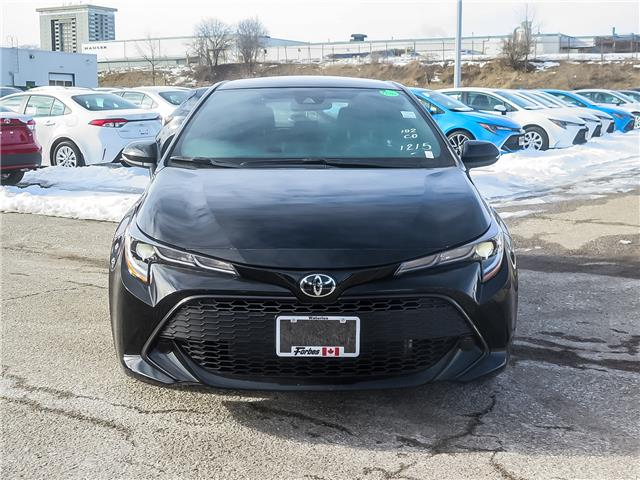 2020 Toyota Corolla Hatchback Base (Stk: 02224) in Waterloo - Image 2 of 17