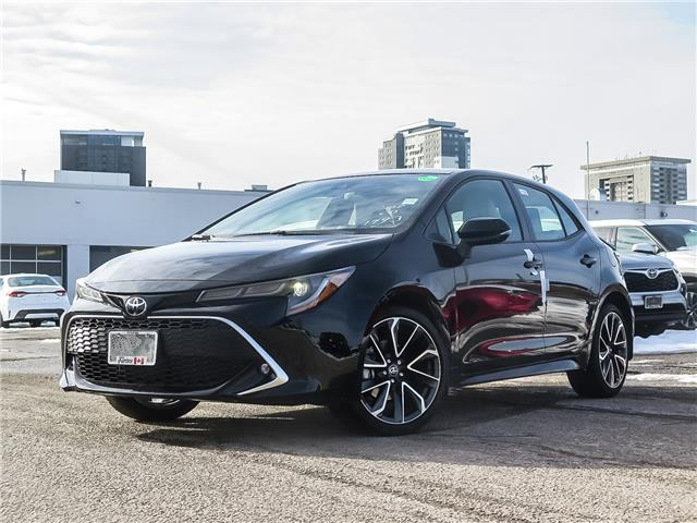 2020 Toyota Corolla Hatchback Base (Stk: 02223) in Waterloo - Image 1 of 19