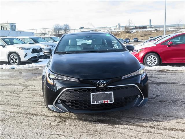 2020 Toyota Corolla Hatchback Base (Stk: 02223) in Waterloo - Image 2 of 19