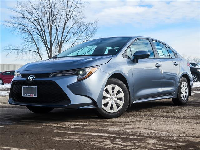 2020 Toyota Corolla L (Stk: 02225) in Waterloo - Image 1 of 19