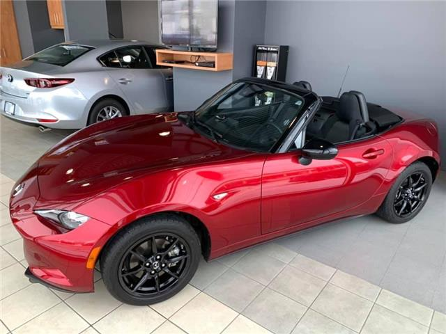 2019 Mazda MX-5 30th Anniversary (Stk: 305217) in Alma - Image 1 of 4