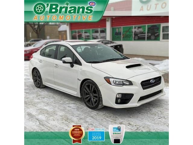 2017 Subaru WRX Sport-tech (Stk: 13162A) in Saskatoon - Image 1 of 24