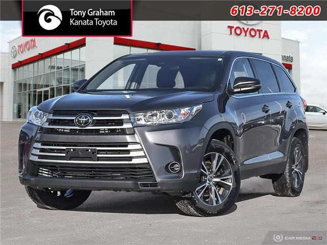 2019 Toyota Highlander LE (Stk: B2925) in Ottawa - Image 1 of 28