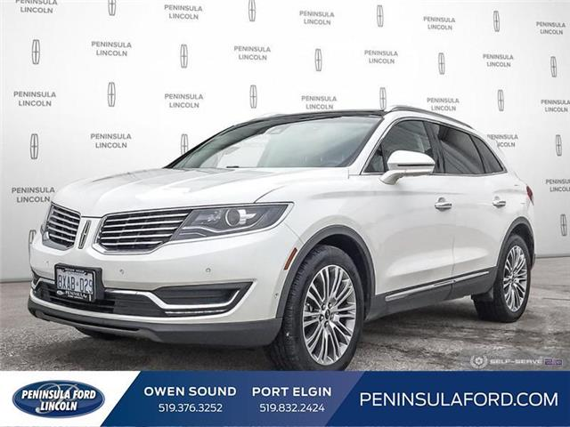 2018 Lincoln MKX Reserve (Stk: 1889) in Owen Sound - Image 1 of 24