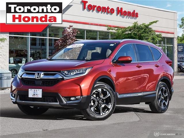 2019 Honda CR-V Touring (Stk: H39986P) in Toronto - Image 1 of 27