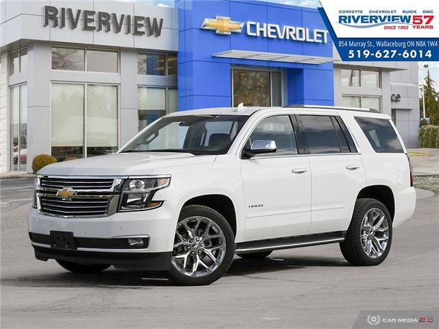 2018 Chevrolet Tahoe Premier (Stk: VPL78) in WALLACEBURG - Image 1 of 27