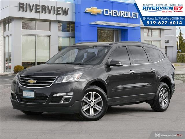 2016 Chevrolet Traverse 2LT (Stk: 20132A) in WALLACEBURG - Image 1 of 27