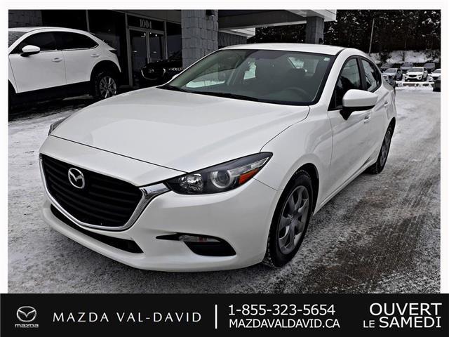 2018 Mazda Mazda3 GX (Stk: B1757) in Val-David - Image 1 of 18