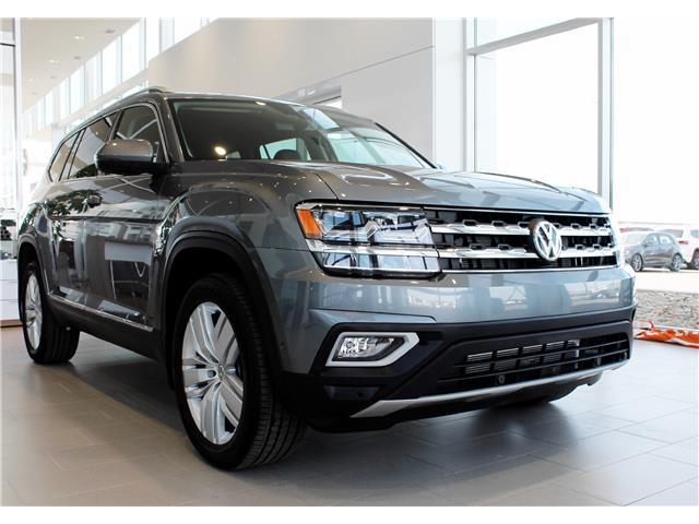 2019 Volkswagen Atlas 3.6 FSI Execline (Stk: 69564) in Saskatoon - Image 1 of 24