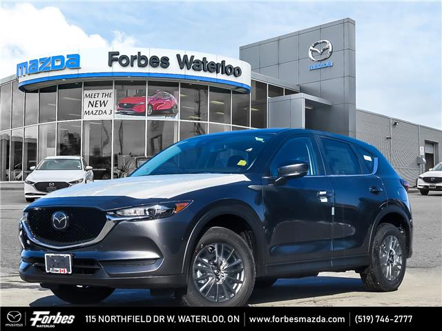 2020 Mazda CX-5 GS (Stk: M6885) in Waterloo - Image 1 of 14