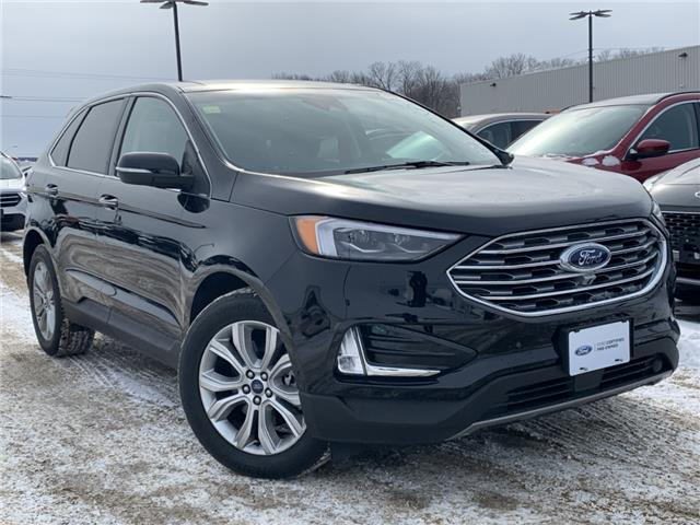 2019 Ford Edge Titanium (Stk: MT0506) in Midland - Image 1 of 20