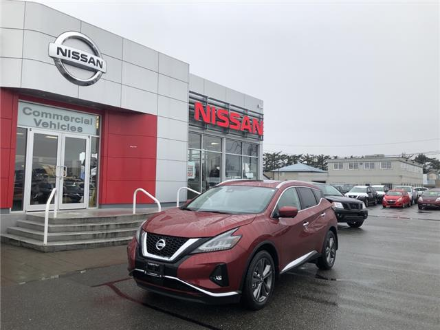 2020 Nissan Murano Platinum (Stk: N06-6453) in Chilliwack - Image 1 of 1