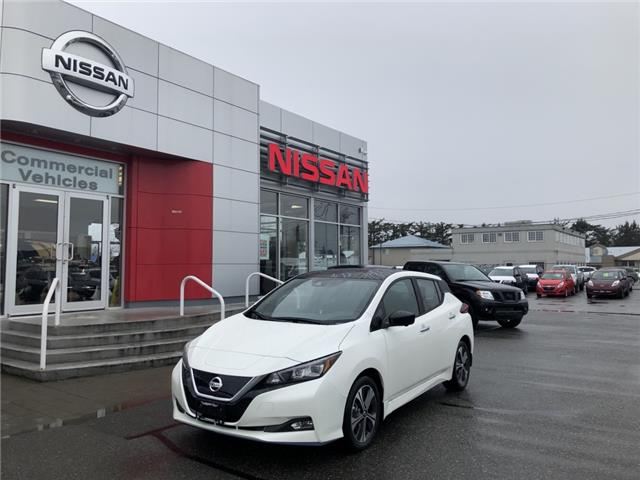 2020 Nissan LEAF SV PLUS (Stk: N01-0675) in Chilliwack - Image 1 of 1