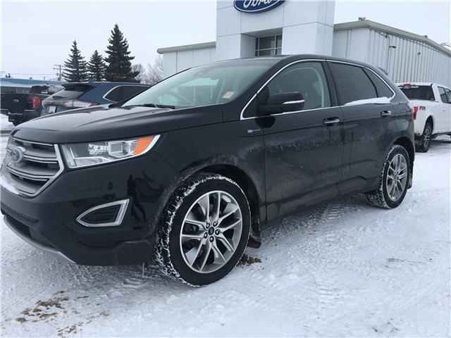 2016 Ford Edge Titanium (Stk: 20103A) in Wilkie - Image 2 of 21