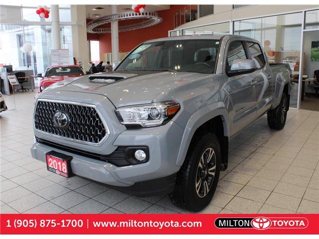 2018 Toyota Tacoma SR5 5TFDZ5BN6JX035986 035986A in Milton