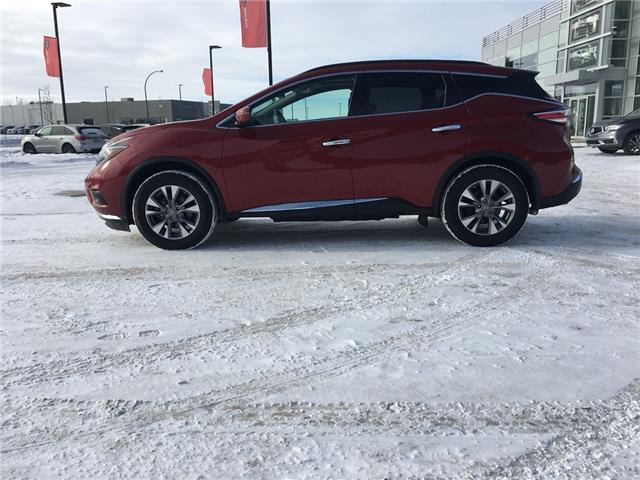 2018 Nissan Murano SV (Stk: A4101) in Saskatoon - Image 2 of 18