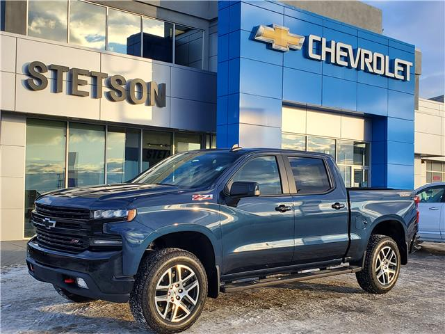 2020 Chevrolet Silverado 1500 LT Trail Boss (Stk: 20-103) in Drayton Valley - Image 1 of 9