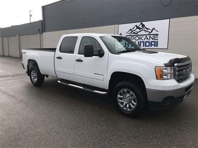 2013 GMC Sierra 3500HD SLE (Stk: H2949) in Toronto, Ajax, Pickering - Image 1 of 22