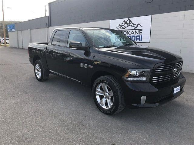 2017 RAM 1500 Sport (Stk: H2832) in Toronto, Ajax, Pickering - Image 1 of 25