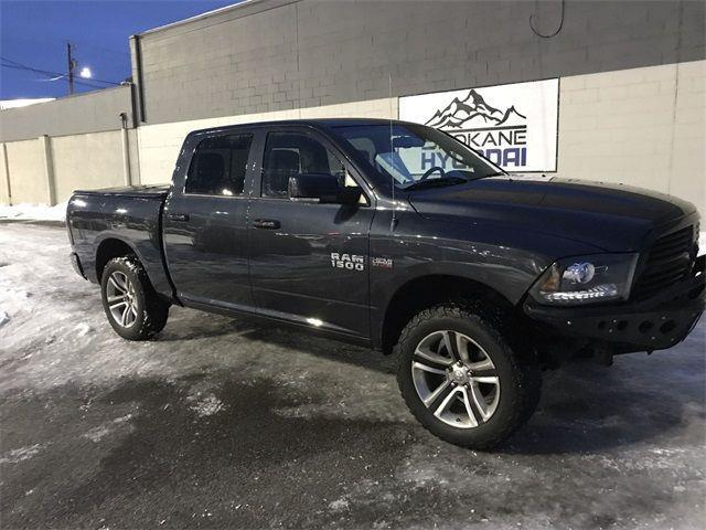 2013 RAM 1500 Sport (Stk: H2911) in Toronto, Ajax, Pickering - Image 1 of 24