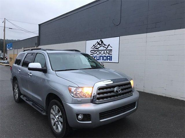 2014 Toyota Sequoia Limited 5.7L V8 (Stk: H2914) in Toronto, Ajax, Pickering - Image 1 of 26