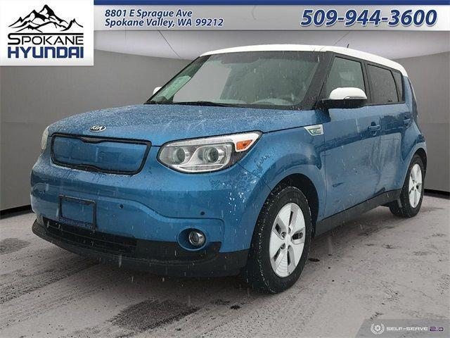 2016 Kia Soul EV  (Stk: H3129) in Toronto, Ajax, Pickering - Image 1 of 25