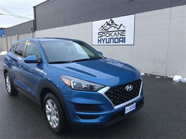 2019 Hyundai Tucson Essential w/Safety Package (Stk: H3086) in Toronto, Ajax, Pickering - Image 1 of 23