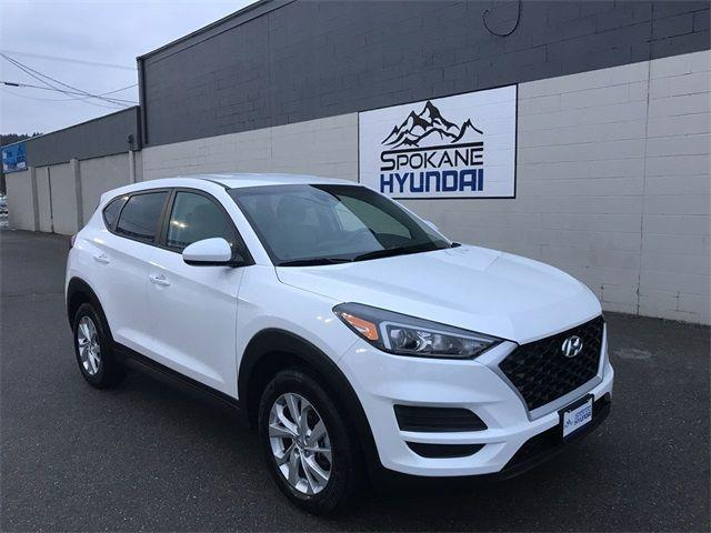2019 Hyundai Tucson Essential w/Safety Package (Stk: H3045) in Toronto, Ajax, Pickering - Image 1 of 23