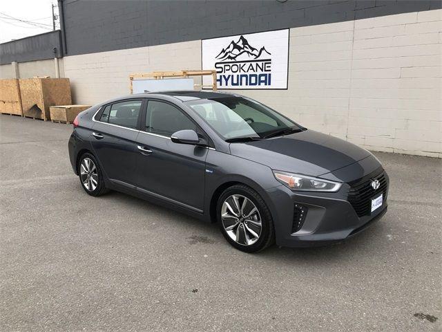 2018 Hyundai Ioniq Hybrid  (Stk: H2959) in Toronto, Ajax, Pickering - Image 1 of 25