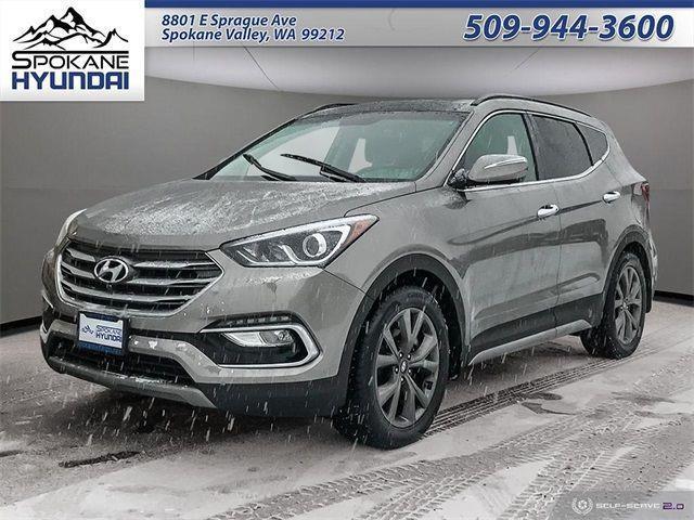 2018 Hyundai Santa Fe Sport  (Stk: 20027B) in Toronto, Ajax, Pickering - Image 1 of 25