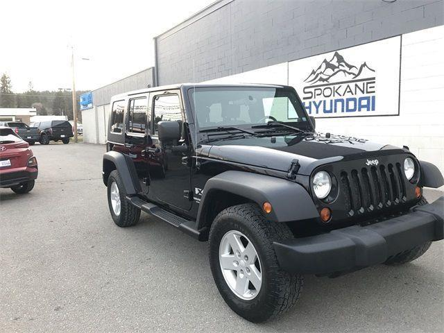 2008 Jeep Wrangler Unlimited X (Stk: H2974) in Toronto, Ajax, Pickering - Image 1 of 22