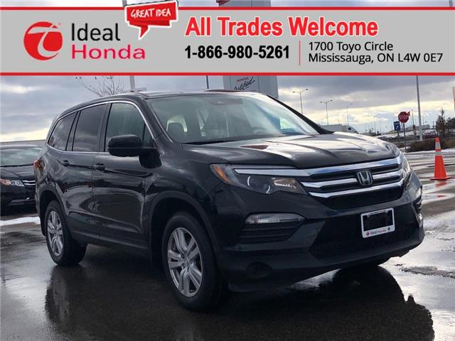 2018 Honda Pilot LX (Stk: I200163A) in Mississauga - Image 1 of 16