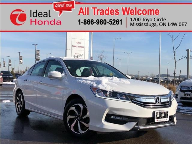 2016 Honda Accord EX-L (Stk: I200138A) in Mississauga - Image 1 of 22