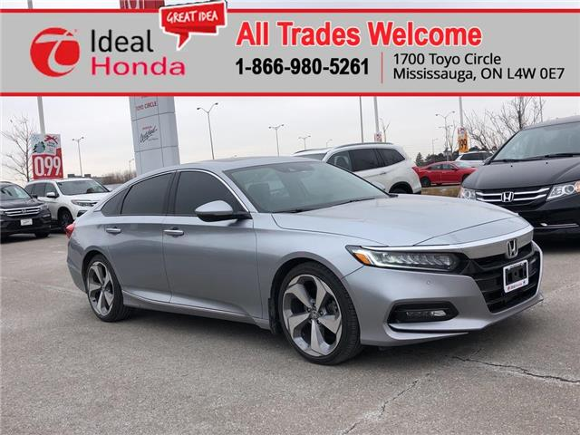 2018 Honda Accord Touring 2.0T (Stk: I200212A) in Mississauga - Image 1 of 20